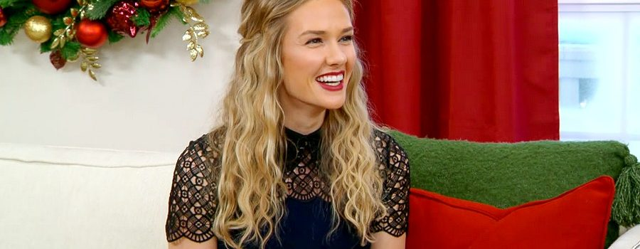Photos: Tori Drops by Hallmark's 'Home & Family'